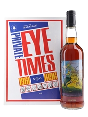 Macallan Private Eye Includes Private Eye Times 1961-1996 70cl / 40%