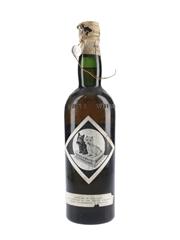 Black & White Spring Cap Bottled 1940s-1950s 75cl