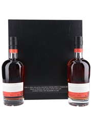 Starward X Cunard The Seafarer Twin Pack - Set Number 5 2 x 50cl / 54%