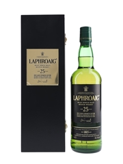 Laphroaig 25 Year Old 2013 Cask Strength Edition 70cl / 45.1%