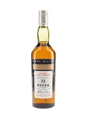 Brora 1972 22 Year Old
