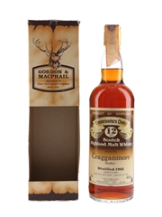 Cragganmore 1968 12 Year Old