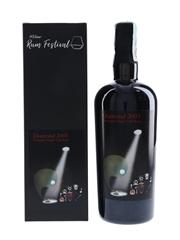 Diamond 2003 Demerara Rum Bottled 2018 - Milano Rum Festival 70cl / 57%