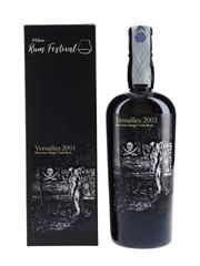 Versailles 2003 Demerara Rum Bottled 2019 - Milano Rum Festival 70cl / 57%