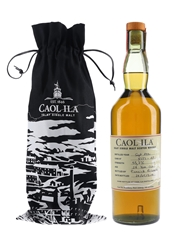 Caol Ila 1990 Hand Filled