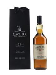 Caol Ila 22 Year Old