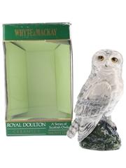 Whyte & Mackay Snowy Owl Royal Doulton 20cl / 40%