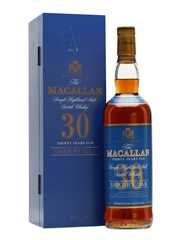 Macallan 30 Years Old Sherry cask 70cl