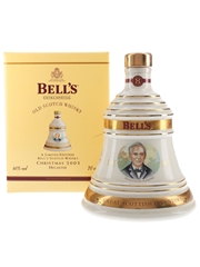Bell's Christmas 2003 Ceramic Decanter 8 Year Old - Alexander Fleming 70cl / 40%