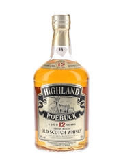 Roebuck 12 Year Old  70cl / 40%