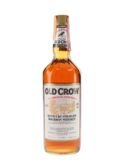 Old Crow Bottled 1980s - Spirit 75cl / 40%