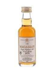 Macallan 1979 Bottled 1997 - Remy Deutschland 5cl / 43%