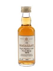 Macallan 1975 Bottled 1993 5cl / 43%