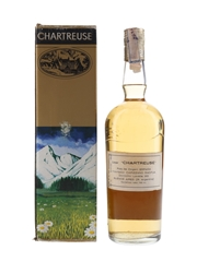 Chartreuse Yellow Bottled 1970s - Tarragona 75cl / 40%