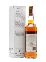 Macallan 7 Years Old Giovinetti Import 70cl