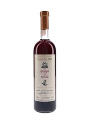 Casimiro Poli Grappa Al Mirtillo Bottled 1990s 70cl / 38%