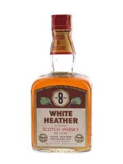 White Heather 8 Year Old Bottled 1970s - Rinaldi 75cl / 43.4%