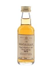 Macallan 1973 Bottled 1991 5cl / 43%