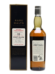 Port Ellen 1978 22 Year Old Bottled 2000 - Rare Malts Selection 70cl / 60.5%