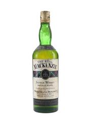The Real Mackenzie 5 Year Old Bottled 1970s - Vialonga 75cl / 43%