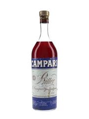 Campari Bitter Bottled 1950s-1960s 90cl / 28.5%