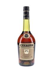 Martell 3 Star VS Bottled 1980s 68cl / 40%
