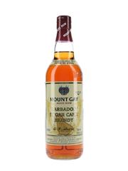 Mount Gay Aged Rum Bottled 1990s 75cl / 43%