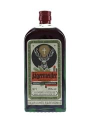 Jagermeister Bottled 1990s 70cl / 35%