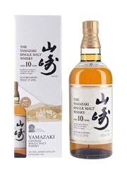 Yamazaki 10 Year Old Bottled 2000s 70cl / 40%