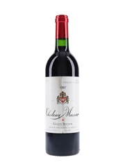 Chateau Musar 1987