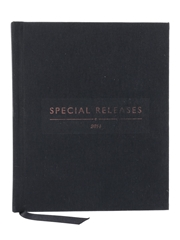 Diageo Special Releases 2014 Book