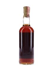 Macallan 1958 25 Year Old Anniversary Malt Bottled 1984 - Rinaldi 75cl / 43%