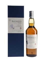 Talisker 25 Year Old Bottled 2008 70cl / 54.2%
