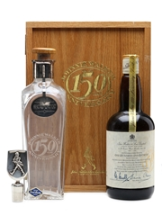 Johnnie Walker 150th Anniversary & Decanter