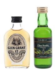 Glen Grant & Glen Scotia