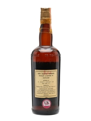 A B Grant Barrister's Connoisseurs Selection Bottled 1940s 75cl / 43%