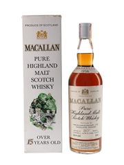 Macallan 1956 Campbell, Hope & King Bottled 1970s - Rinaldi 75cl / 45.8%