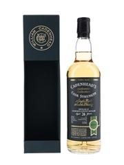 Glenburgie-Glenlivet 1992 26 Year Old Bottled 2018 - Cadenhead's 70cl / 50.2%