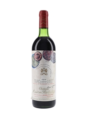 Chateau Mouton Rothschild 1978
