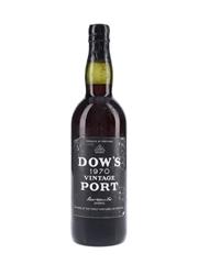 Dow's 1970 Vintage Port  75cl