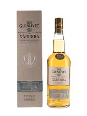 Glenlivet 1991 Nadurra Triumph Bottled 2010 - Batch 0310B 70cl / 48%