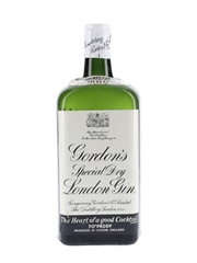 Gordon's Special Dry London Gin Bottled 1950s - Spring Cap 37.5cl / 40%
