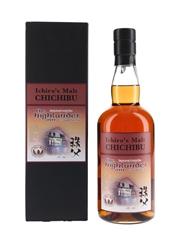 Chichibu 2010 Cask 2634 Bottled 2018 - The Highlander Inn 70cl / 59.7%