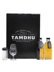Tamdhu Exclusively Sherry Oak Casks Set
