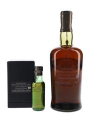 Ardbeg 1965 Cask 3678 & 3679 39 Year Old - Moet Hennessy Australia 70cl & 5cl / 42.1%