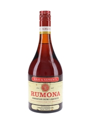 Wray & Nephew's Rumona Jamaican Rum Liqueur Bottled 1970s-1980s 75cl / 31.3%