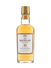 Macallan 10 Year Old Sherry Oak 5cl / 40%