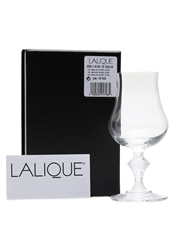 Macallan Glass By Lalique  14cm x 6.5cm