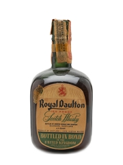 Royal Daulton 100 Proof