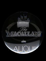 Macallan In Lalique Paperweight
